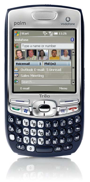 Palm Treo 750 ze servisu